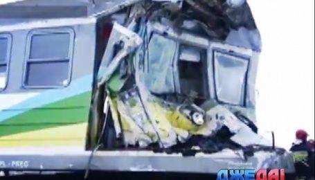 Подборка аварий из мировых дорог. Масштабная авария произошла вблизи Вроцлава