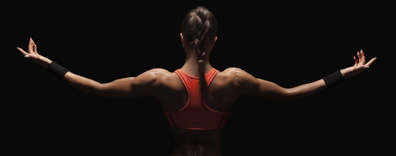 5-минутный силовой комплекс для спины
