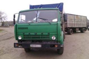 На лінії розмежування затримані вантажі на мільйон гривень