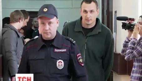 Сенцов получил Шевченковскую премию