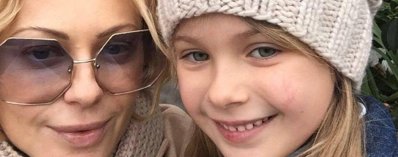 Альонова про звинувачення від Шовковського: Найближчим часом мені із донькою повертатися небезпечно