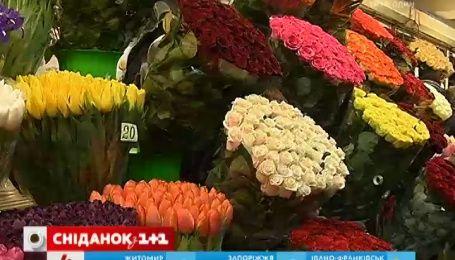 Алексей Душка рассказал, как выбрать цветы