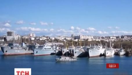 Два года проходит от начала драматических событий в истории украинского военного флота