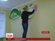 У Кіровограді учні розписали стіни дитячого інфекційного відділення міської лікарні