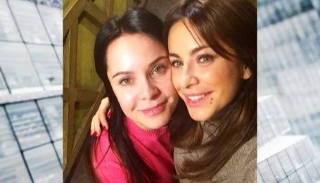 Лілія Подкопаєва захищає свою куму  Ані Лорак