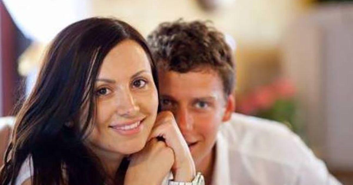 Олександр та Наталія Рибки @ facebook.com/fcdynamoua
