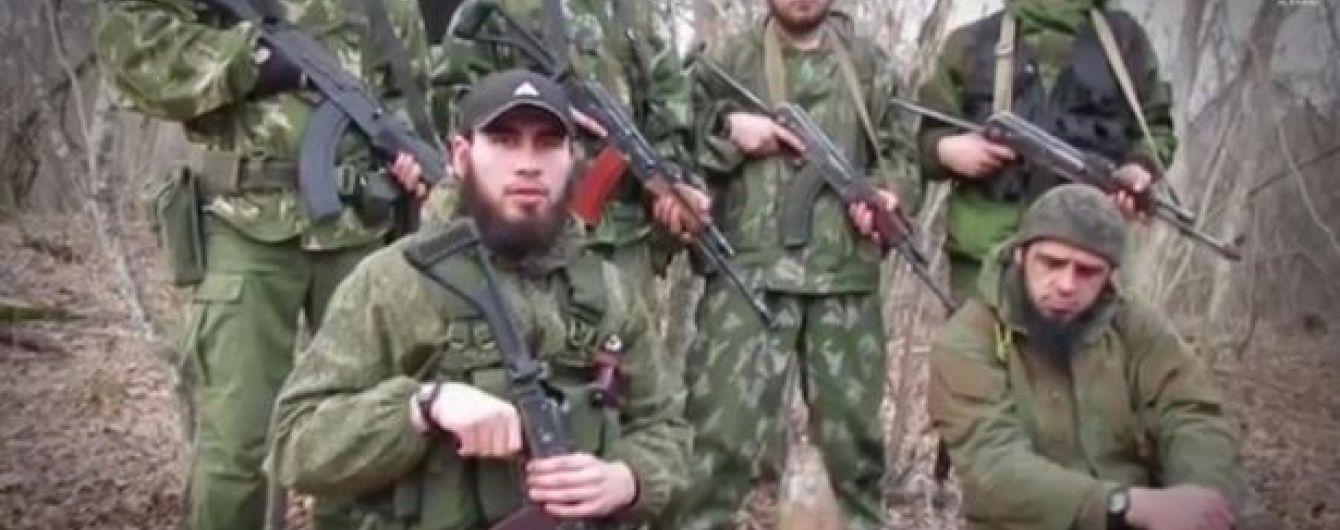 """Чеченські бойовики """"Ісламської держави"""" оприлюднили моторошне відео страти російського шпигуна"""