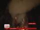 Дніпропетровські рятувальники всю ніч боролися з вогнем на промисловому майданчику