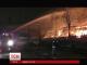 У Чернігові стався потужний вибух на станції техобслуговування