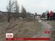 На в'їзді до Києва Lexus на шаленій швидкості зніс зупинку громадського транспорту