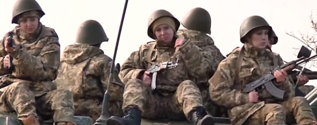 Волонтери створили потужне відеопривітання для жінок-воїнів