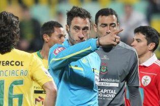 """УЄФА довірив першу битву """"Шахтаря"""" та """"Андерлехта"""" португальському рефері"""