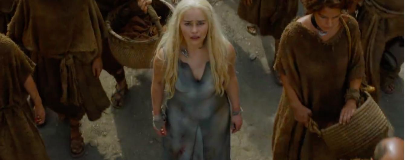 """У Мережі з'явився вражаючий перший трейлер нового сезону """"Гри престолів"""""""