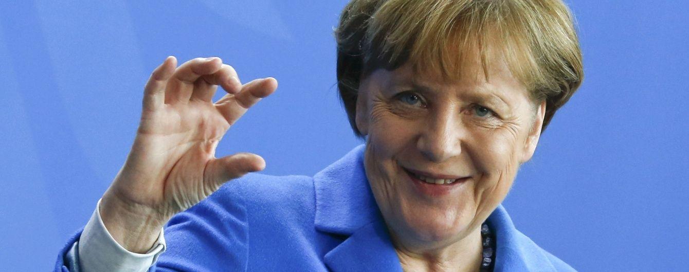 Меркель стала самой влиятельной женщиной мира по версии Forbes