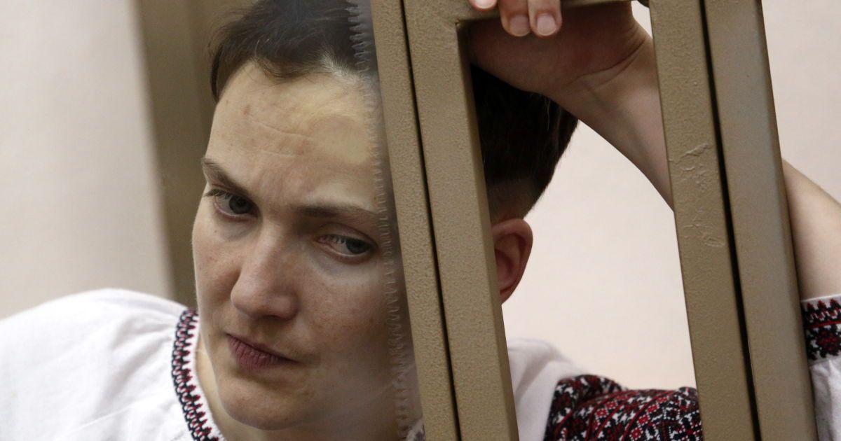 Савченко прекратила сухую голодовку – Фейгин