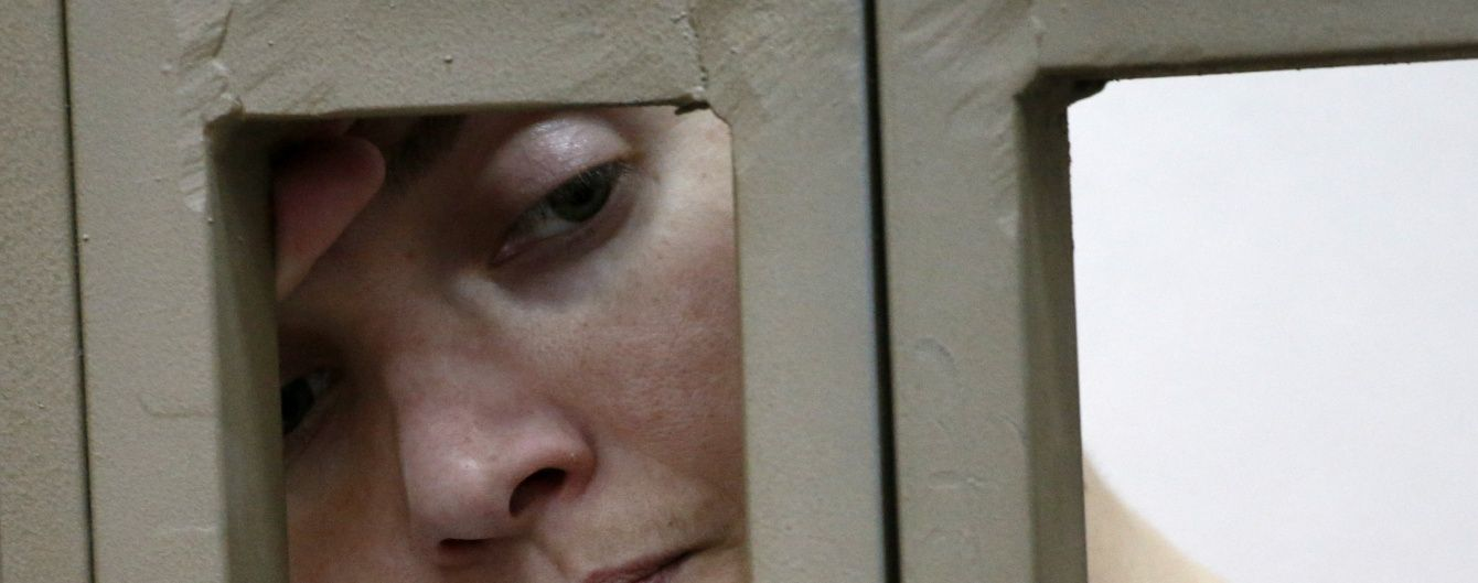 Савченко за добу втратила 4 кг: до Надії не пускають навіть лікарів