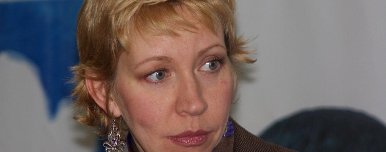 Відома російська телеведуча Лазарєва: Якщо Надія Савченко помре, я тут жити не зможу