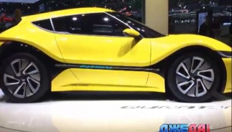 В Женеве представили электромобиль, который потребляет меньше чем смартфон