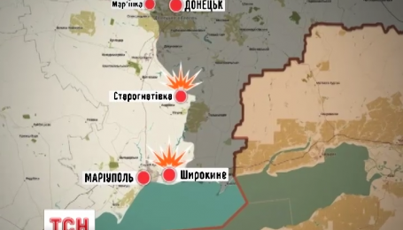 Боевики пошли в атаку на Луганщине