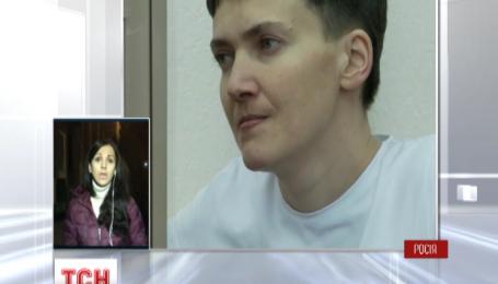 Сестрі льотчиці Вірі Савченко зателефонувала російський омбудсмен Елла Памфілова