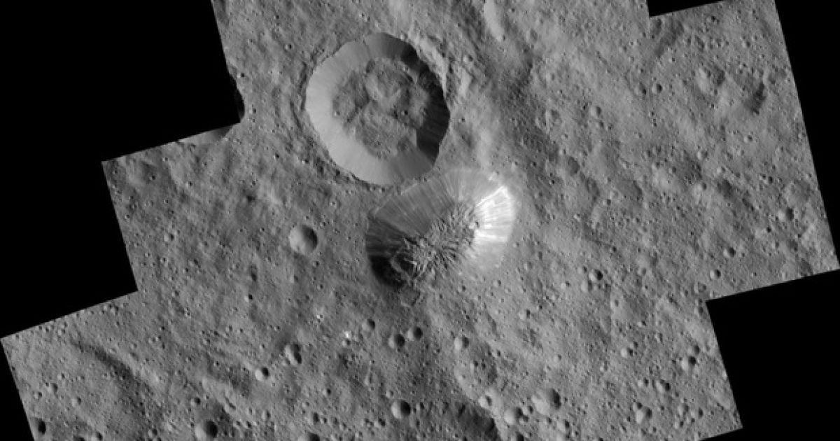 @ NASA / JPL-Caltech / UCLA / MPS / DLR / IDA