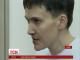 Росія знову відтермінувала остаточне рішення у справі Савченко