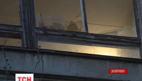 В жилом доме в Бердянске взорвали гранату