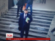 Ватажка бойовиків Дениса Пушиліна зафільмували на виході з адміністрації президента Росії