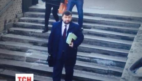 """Бойовик Денис Пушилін """"засвітився"""" в адміністрації Путіна"""