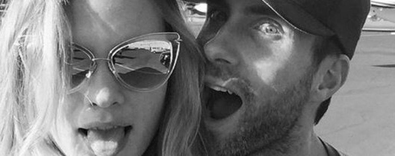 Дружина соліста Maroon 5 невдовзі народить йому первістка