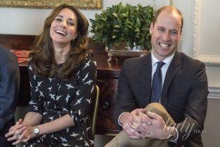 Герцогиня Кембриджская поразила поклонников платьем за 60 фунтов