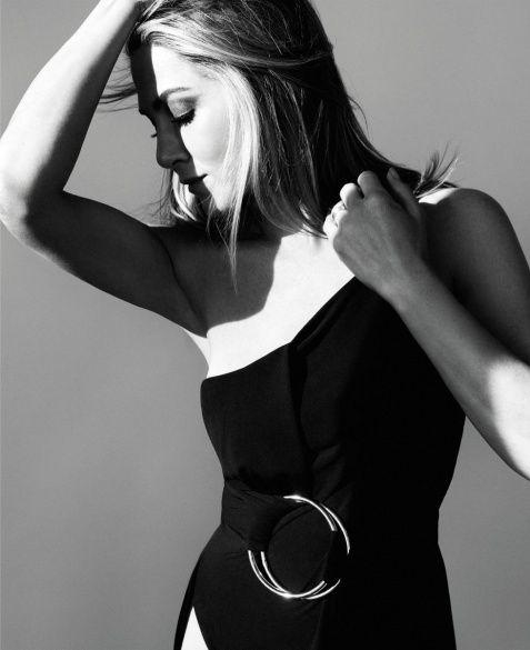 Дженніфер Еністон у Harper's Bazaar_2