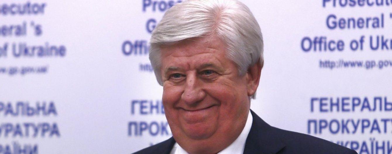 Шокін залишив екс-заступника Каська без квартири