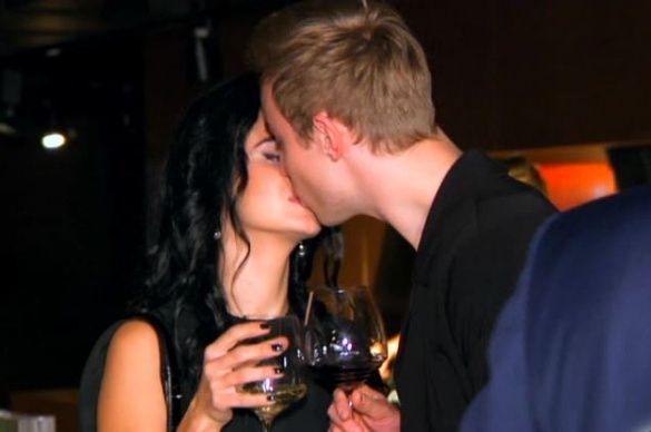 Ігор Скрипко з дівчиною