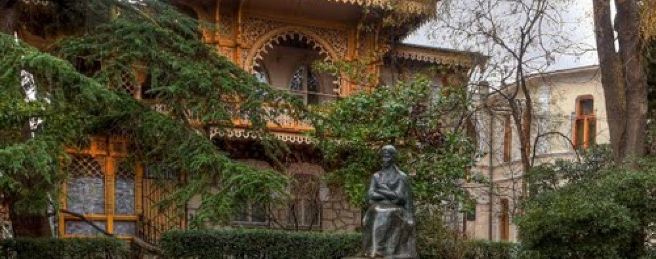 В анексованому Криму закрили музей Лесі Українки