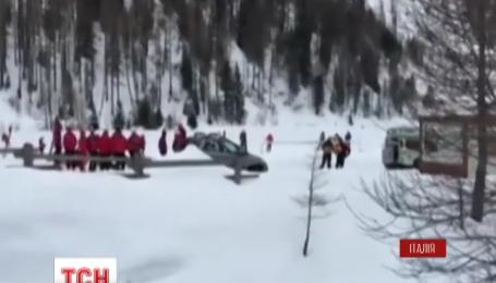 Шесть человек погибли под лавиной в Италии