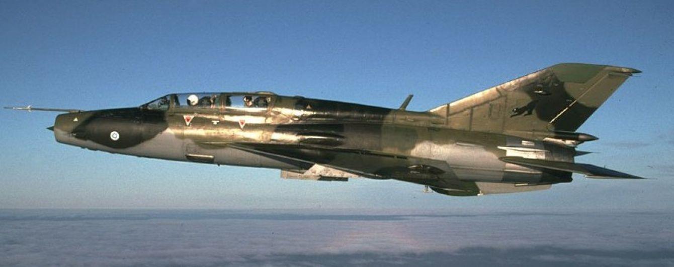 У Сирії збито літак військ Башара Асада - ЗМІ