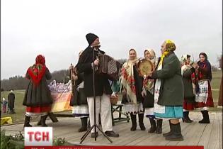 Київ барвисто і смачно гуляє Масляну