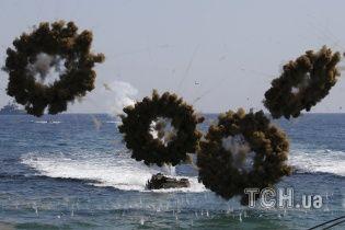 Появились фото самых масштабных военных тренировок США и Южной Кореи