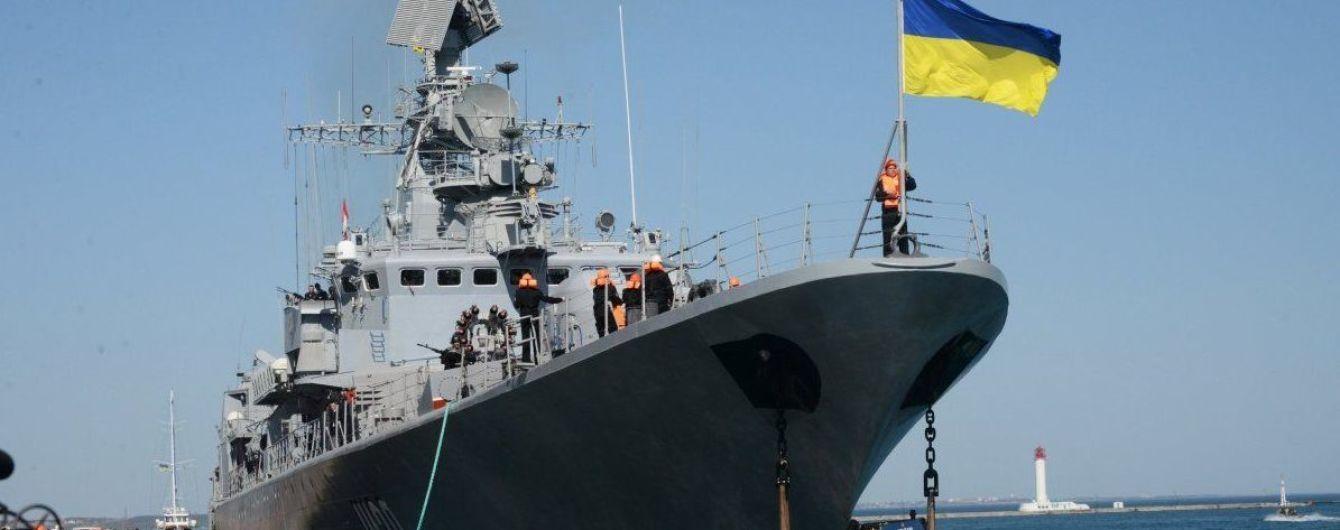 """Затримано українця, який хотів вивезти до Ірану інформацію про фрегат """"Гетьман Сагайдачний"""""""