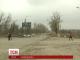"""Бойовики знову обстріляли контрольний пункт в'їзду-виїзду """"Мар'їнка"""""""