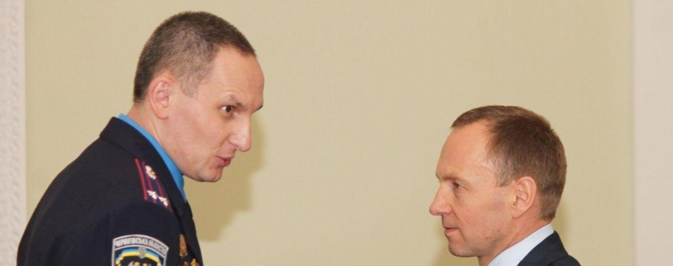 Скандальный глава полиции Винницкой области уволен