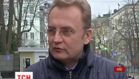 Петр Порошенко проводит консультации относительно будущего правительства и коалиции