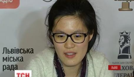 Китаянка победила в Чемпионате мира по шахматам