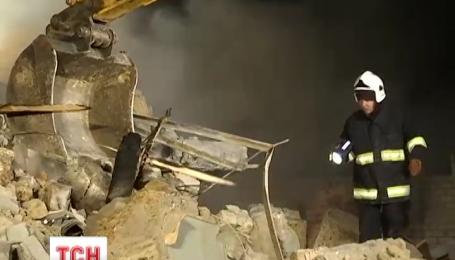 На Одещині продовжують шукати шестирічного хлопчика, що опинився під завалами
