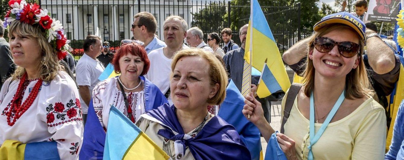 Американские украинцы могут оказаться ключевым фактором выборов в США – СМИ