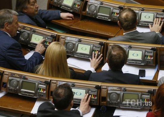 Рада зробила крок до закріплення в Конституції курсу до НАТО та ЄС