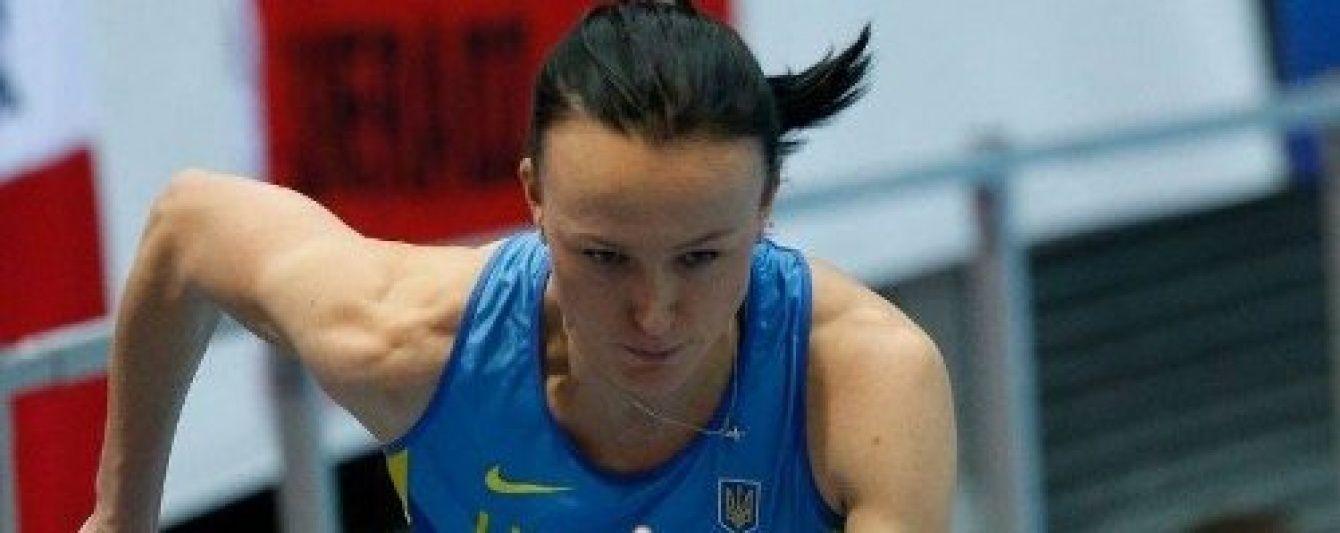 Українська бігунка не поїде на чемпіонат світу через питання допінгу