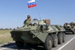 В ОБСЄ порахували танки та ракетні установки бойовиків у Луганську