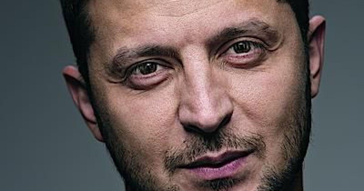 Зеленський знявся у новому фотосеті @ viva.ua